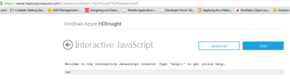 JavascriptConsole