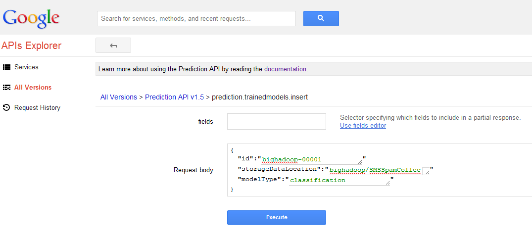 GooglePrediction-SpamInsert1